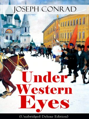 cover image of Under Western Eyes (Unabridged Deluxe Edition)
